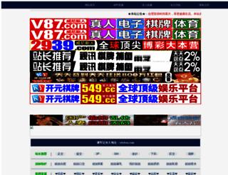 ghravaux.com screenshot