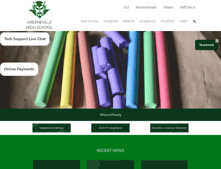 ghs.gcschools.net screenshot