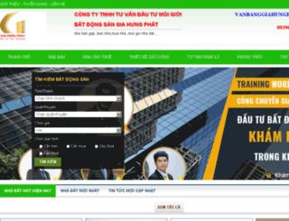 giahungphat.com.vn screenshot