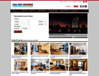 gialonghousing.com screenshot