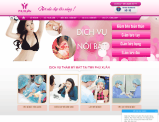 giambeotoanthan.com screenshot