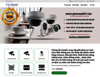 giamsat247.net screenshot