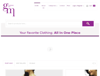giardinomix.com screenshot