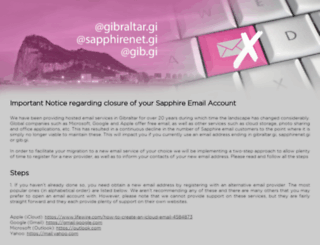 gibraltar.gi screenshot