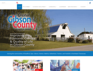 gibsoncountytn.com screenshot