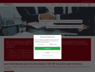 gicom-lp.com screenshot