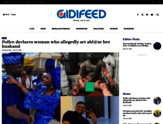 gidifeed.com screenshot
