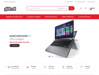 gidimall.com screenshot