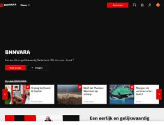giel.vara.nl screenshot