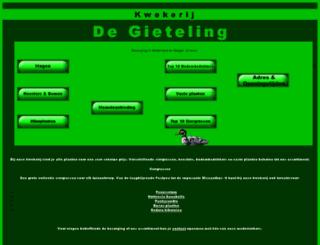 gieteling.nl screenshot