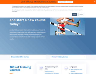 gietraining.com screenshot