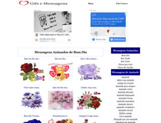 gifsemensagens.com.br screenshot