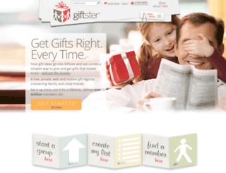 gifster.com screenshot