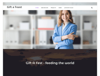 giftafeast.com screenshot