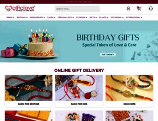 giftalove.com screenshot