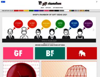 giftchameleon.com screenshot