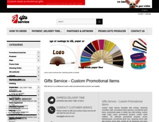 gifts-service.com screenshot