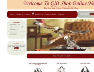 giftshop-online.net screenshot