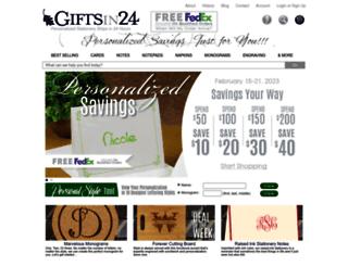 giftsin24.com screenshot