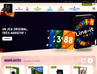 gigamic.com screenshot