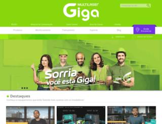 gigasecurity.com.br screenshot