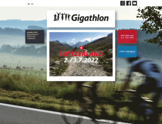 gigathlon.ch screenshot