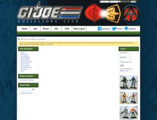gijoeclub.com screenshot