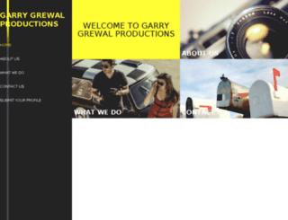 gillgrewalproductions.com screenshot