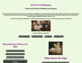 ginforsodditiques.com screenshot