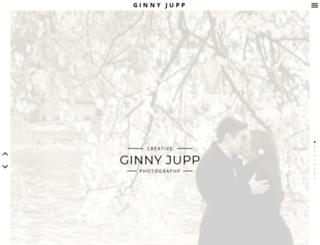 ginnyjupp.com screenshot