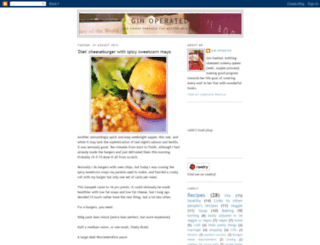 ginoperated.blogspot.com screenshot