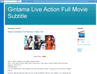 gintama-live-action-full-movie.blogspot.sg screenshot
