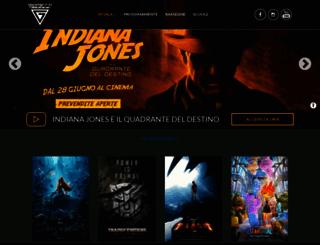 giomettirealestatecinema.com screenshot