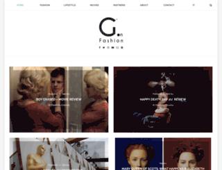 giorgiomiserendino.com screenshot