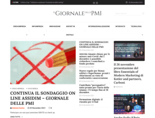 giornaledellepmi.it screenshot