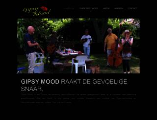 gipsymood.nl screenshot