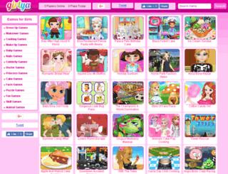 girlya.com screenshot