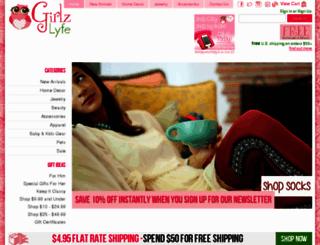 girlzlyfe.com screenshot