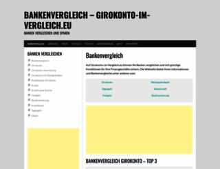 girokonto-im-vergleich.eu screenshot