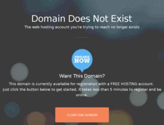 git.exofire.net screenshot