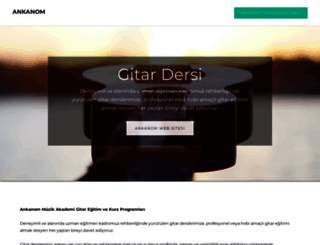 gitardersi.net screenshot