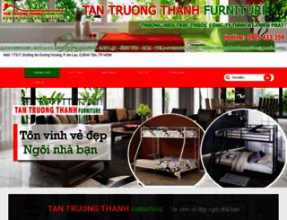 giuongsat.info screenshot