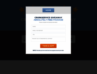 giveaway.crorkservice.com screenshot