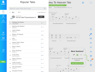 Access Givemetab Com Guitar Bass And Drum Tabs With Rhythm