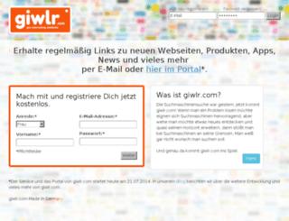giwlr.com screenshot