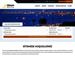 gizemoto.net screenshot