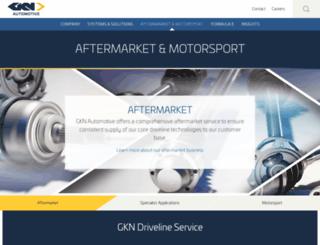 gknservice.com screenshot
