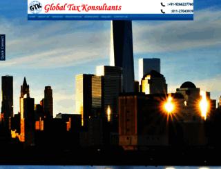 gktax.com screenshot