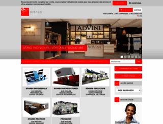 gl-events-displays.com screenshot