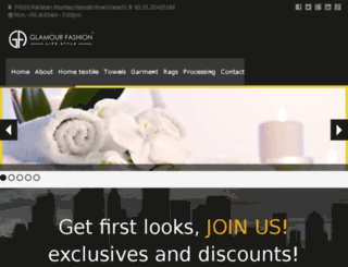 glamourfashionuk.com screenshot